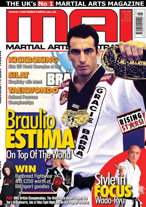 07/09 Martial Arts Illustrated (UK)