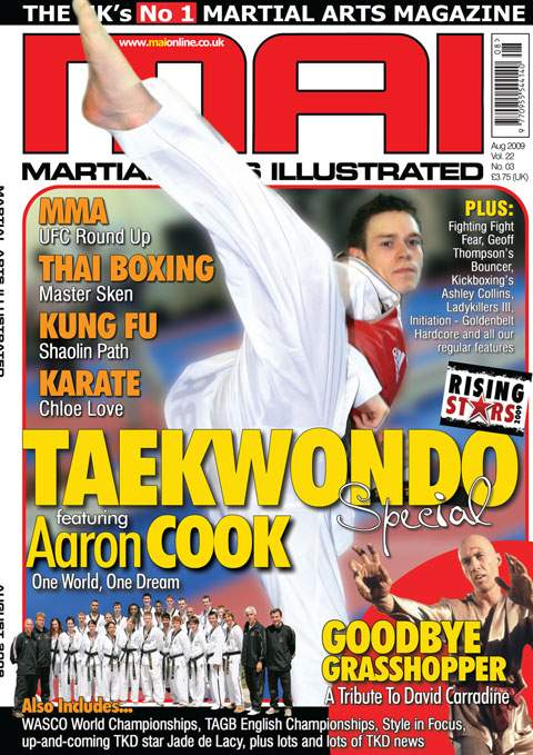 08/09 Martial Arts Illustrated (UK)