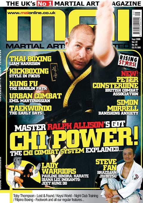 09/09 Martial Arts Illustrated (UK)