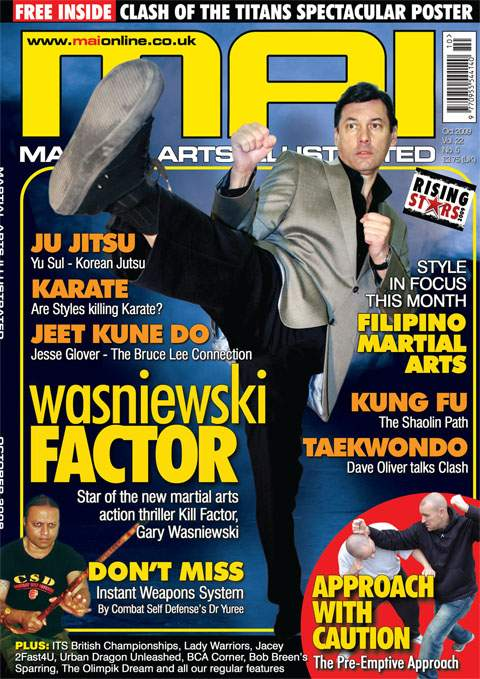 10/09 Martial Arts Illustrated (UK)