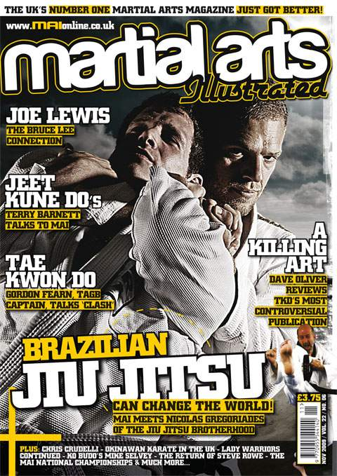 11/09 Martial Arts Illustrated (UK)