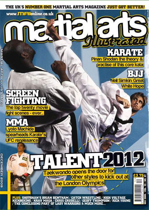 12/09 Martial Arts Illustrated (UK)
