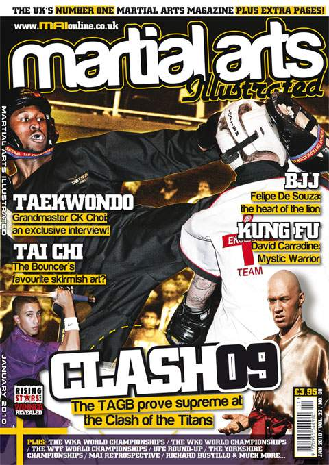 01/10 Martial Arts Illustrated (UK)