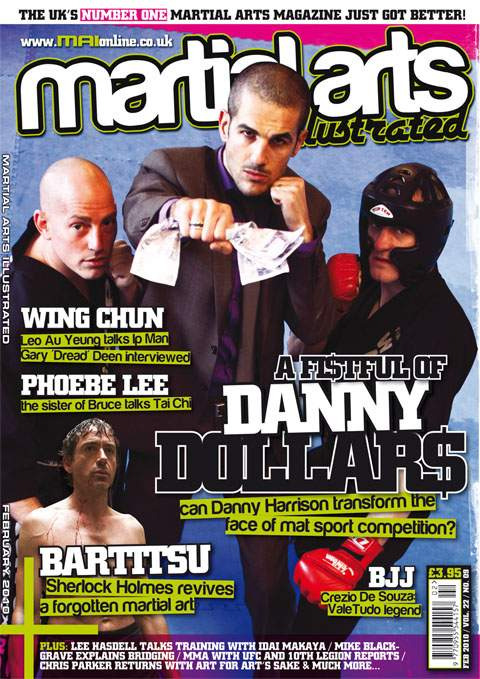02/10 Martial Arts Illustrated (UK)