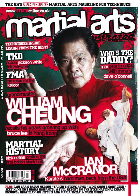 04/10 Martial Arts Illustrated (UK)