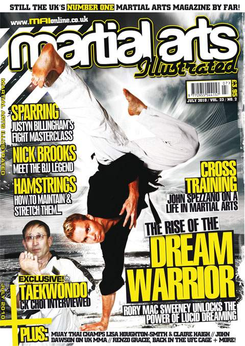 07/10 Martial Arts Illustrated (UK)