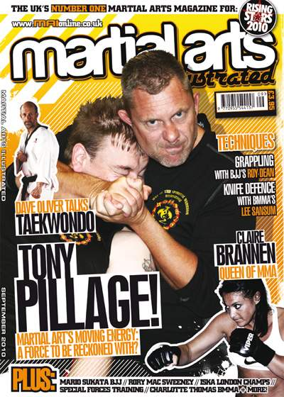 09/10 Martial Arts Illustrated (UK)
