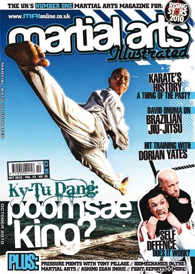 10/10 Martial Arts Illustrated (UK)