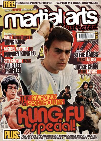 12/10 Martial Arts Illustrated (UK)