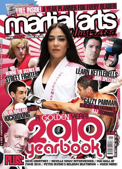 01/11 Martial Arts Illustrated (UK)
