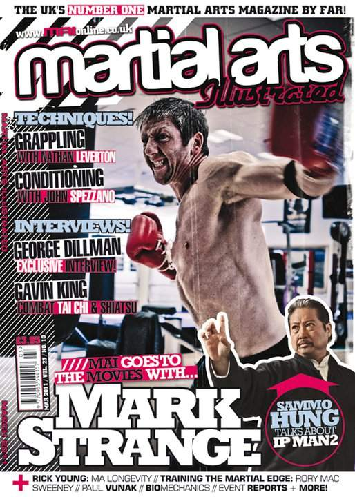 03/11 Martial Arts Illustrated (UK)