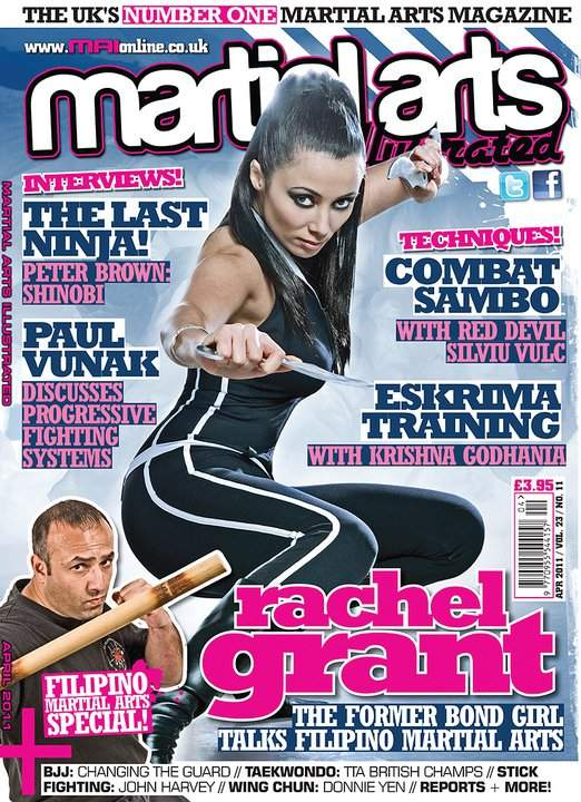 04/11 Martial Arts Illustrated (UK)