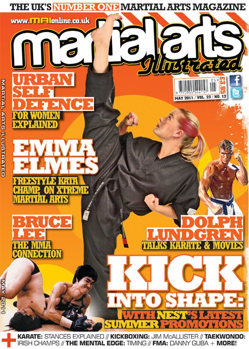 05/11 Martial Arts Illustrated (UK)