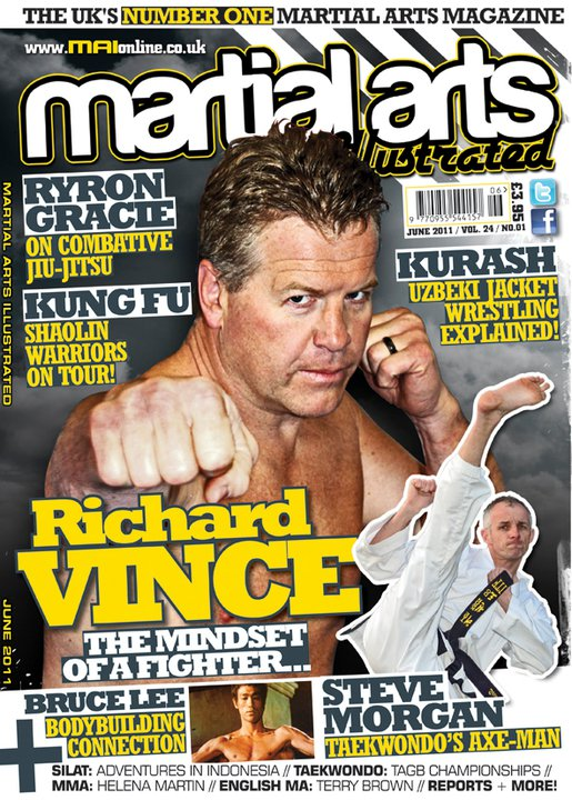06/11 Martial Arts Illustrated (UK)