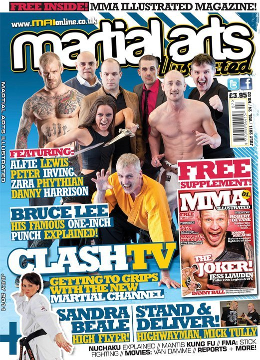 07/11 Martial Arts Illustrated (UK)