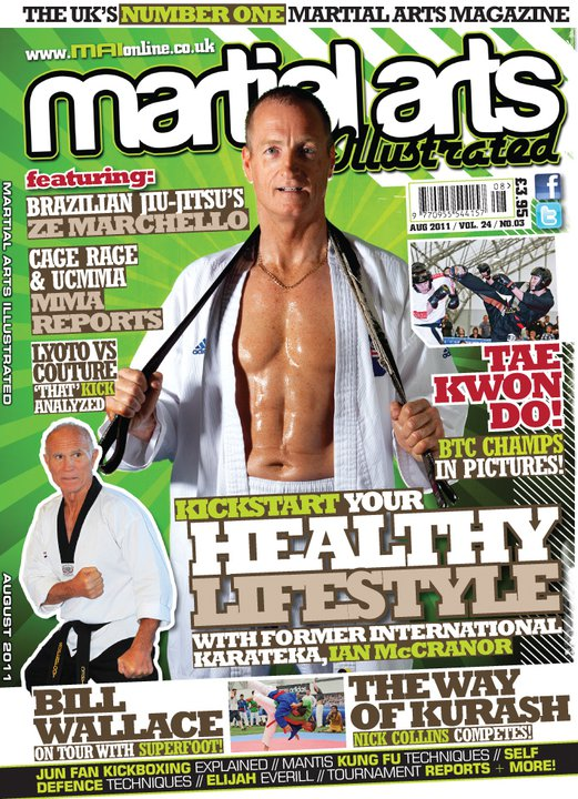 08/11 Martial Arts Illustrated (UK)