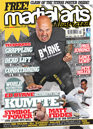 10/11 Martial Arts Illustrated (UK)