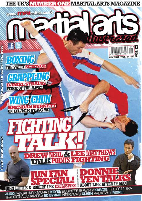 11/11 Martial Arts Illustrated (UK)
