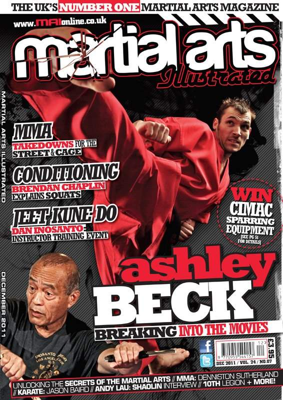 12/11 Martial Arts Illustrated (UK)