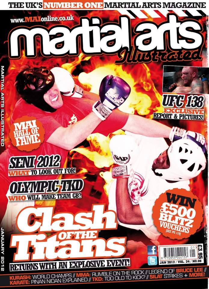01/12 Martial Arts Illustrated (UK)