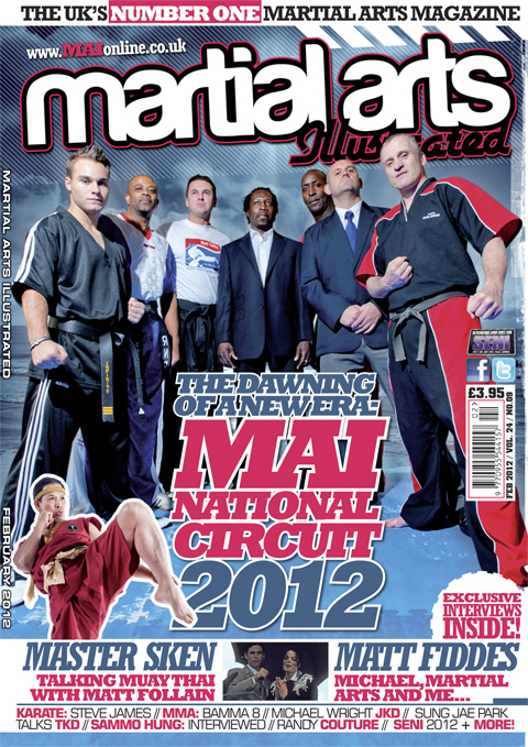 02/12 Martial Arts Illustrated (UK)