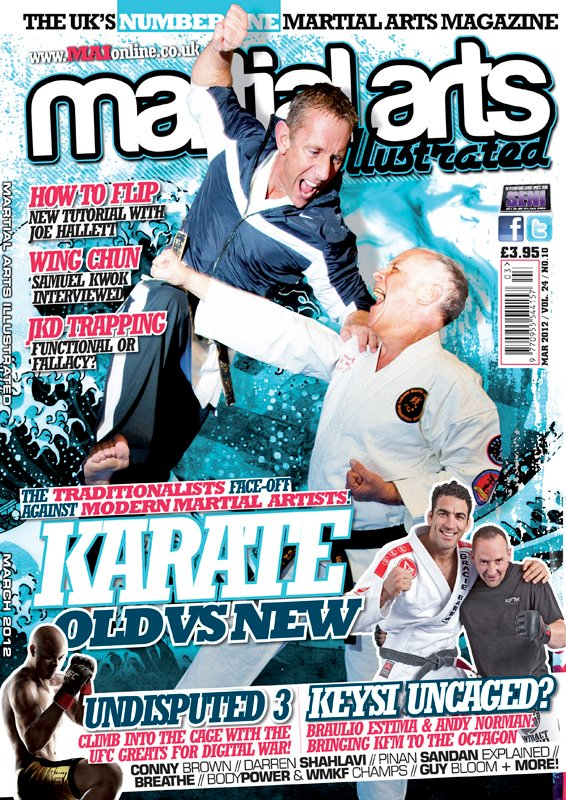 03/12 Martial Arts Illustrated (UK)