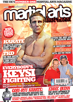 04/12 Martial Arts Illustrated (UK)