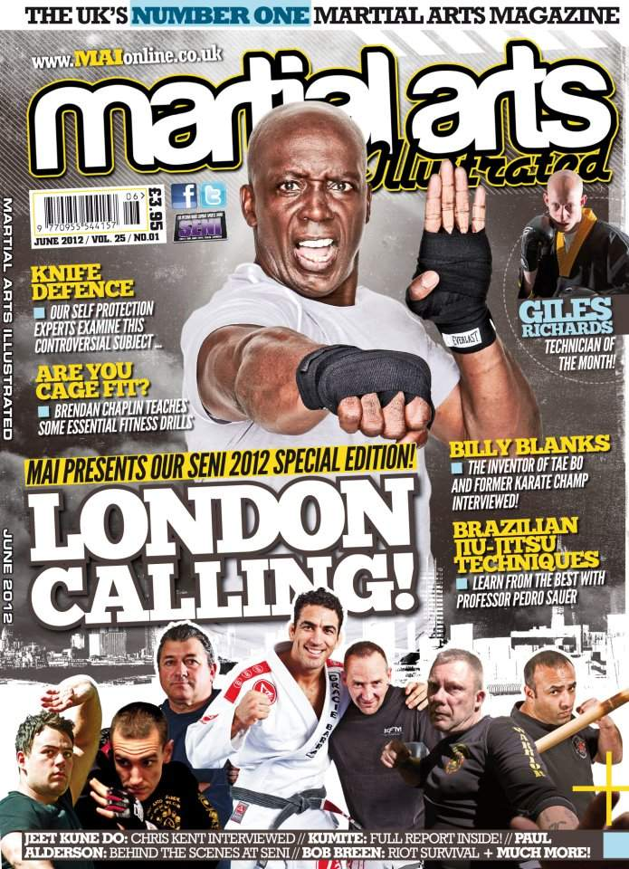 06/12 Martial Arts Illustrated (UK)