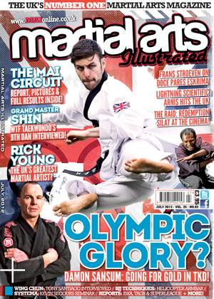 07/12 Martial Arts Illustrated (UK)