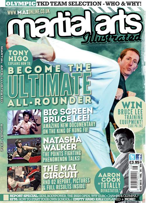 08/12 Martial Arts Illustrated (UK)