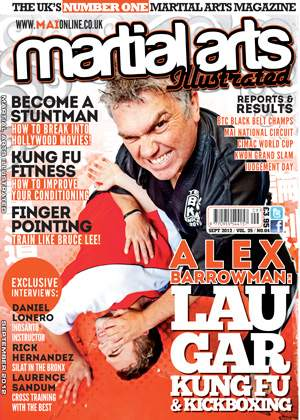 09/12 Martial Arts Illustrated (UK)