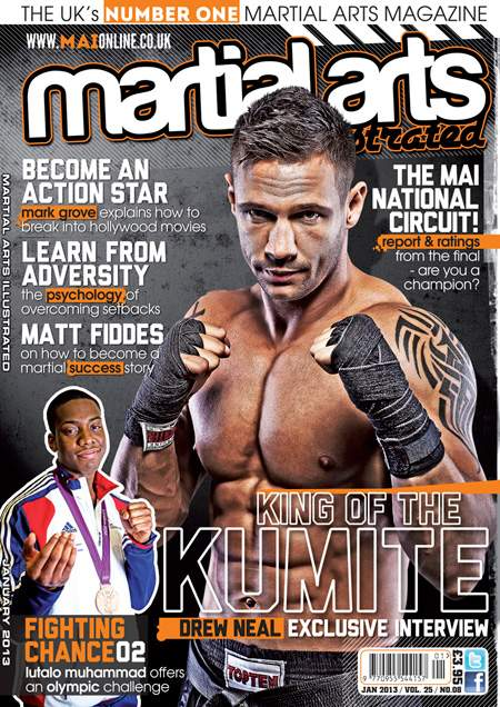01/13 Martial Arts Illustrated (UK)