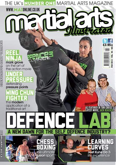 02/13 Martial Arts Illustrated (UK)