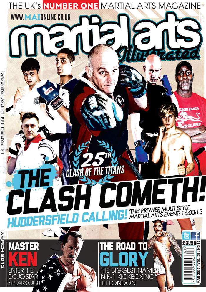 03/13 Martial Arts Illustrated (UK)