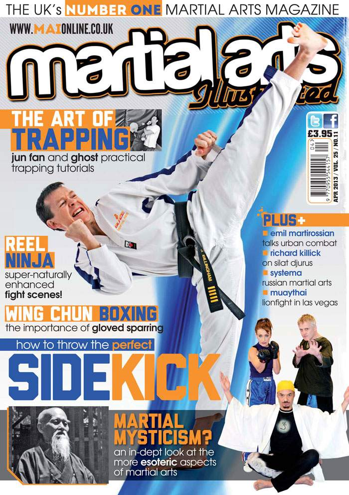 04/13 Martial Arts Illustrated (UK)
