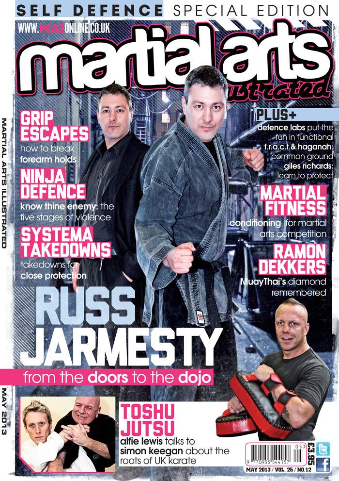 05/13 Martial Arts Illustrated (UK)