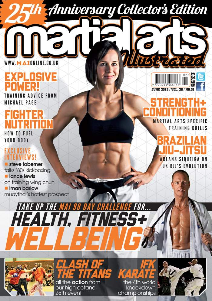 06/13 Martial Arts Illustrated (UK)