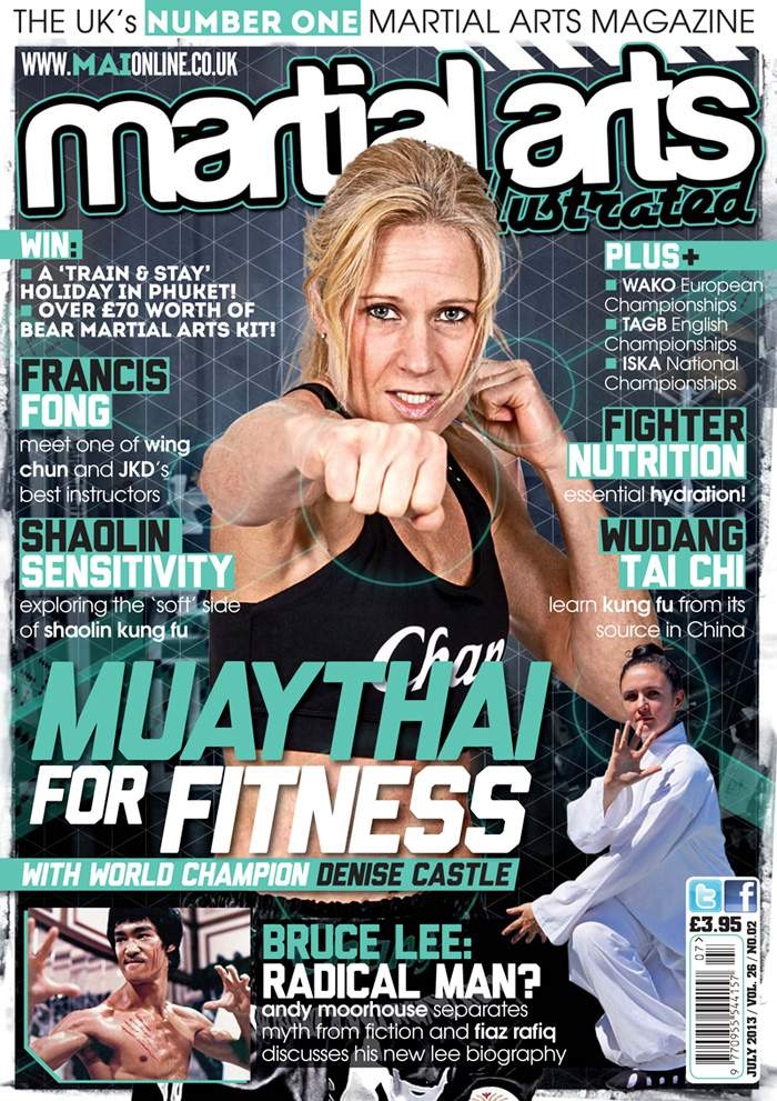 07/13 Martial Arts Illustrated (UK)