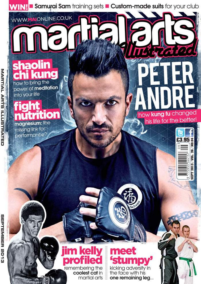 09/13 Martial Arts Illustrated (UK)