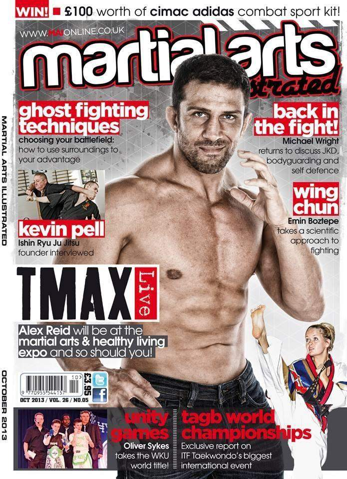 10/13 Martial Arts Illustrated (UK)