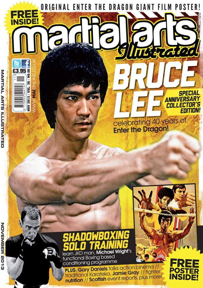 11/13 Martial Arts Illustrated (UK)