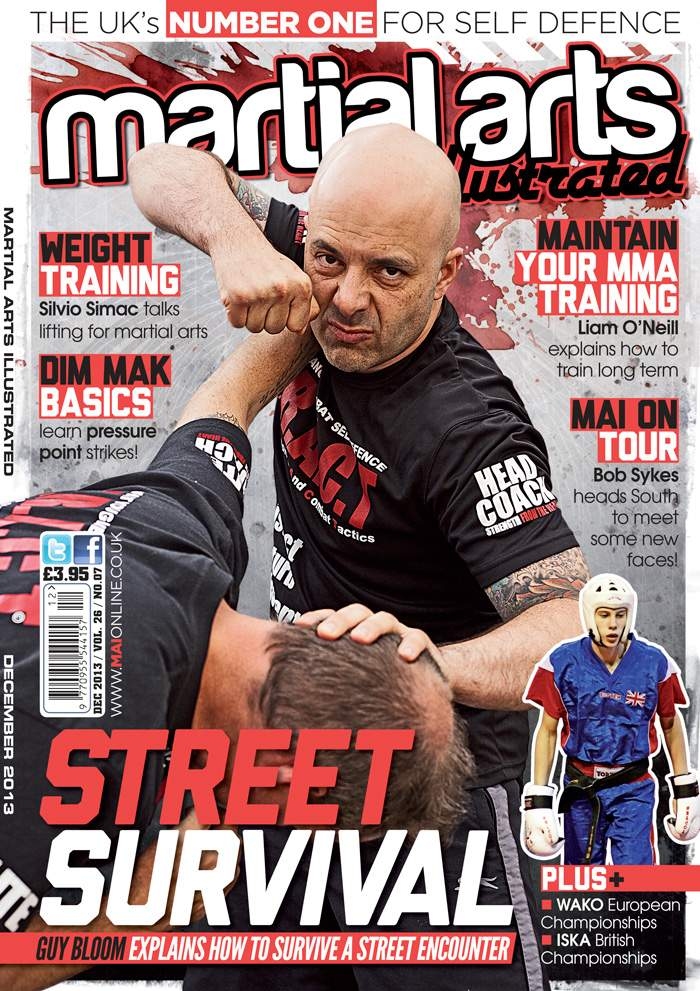 12/13 Martial Arts Illustrated (UK)