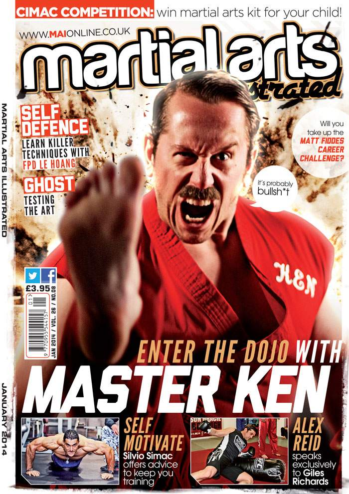 01/14 Martial Arts Illustrated (UK)