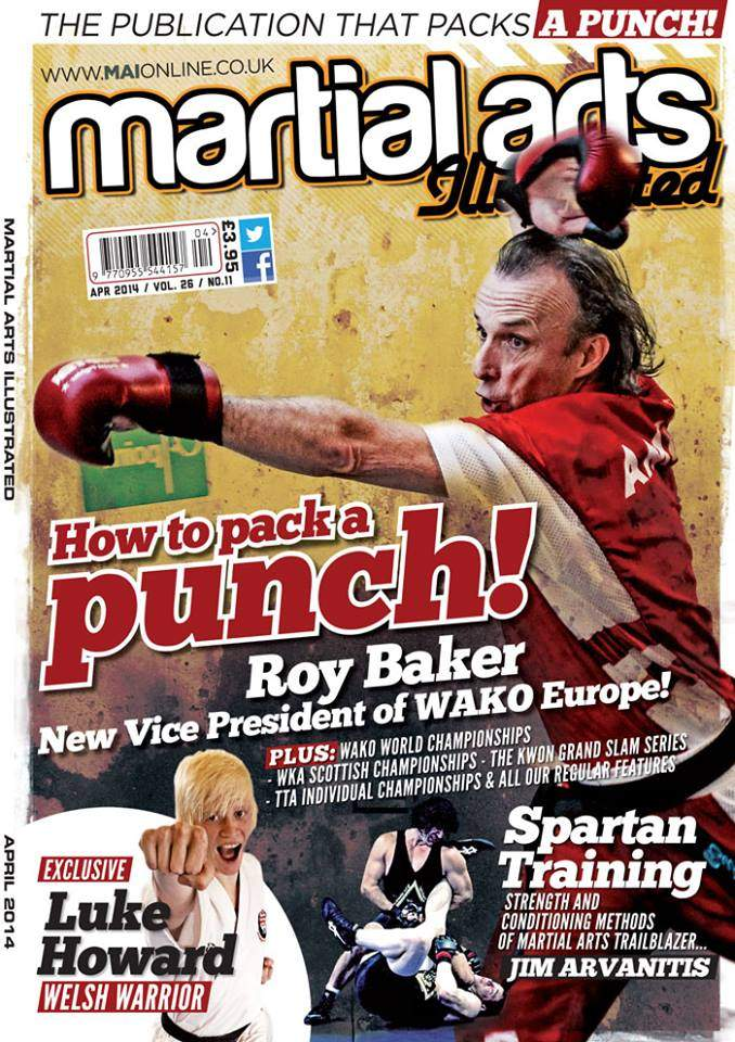 04/14 Martial Arts Illustrated (UK)