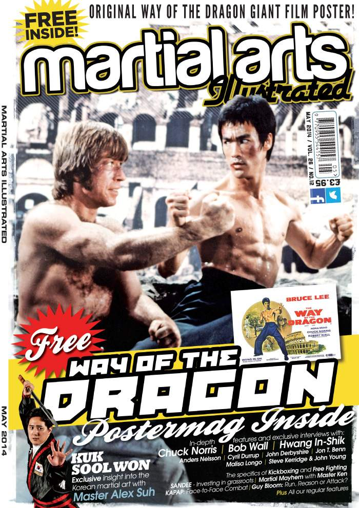 05/14 Martial Arts Illustrated (UK)