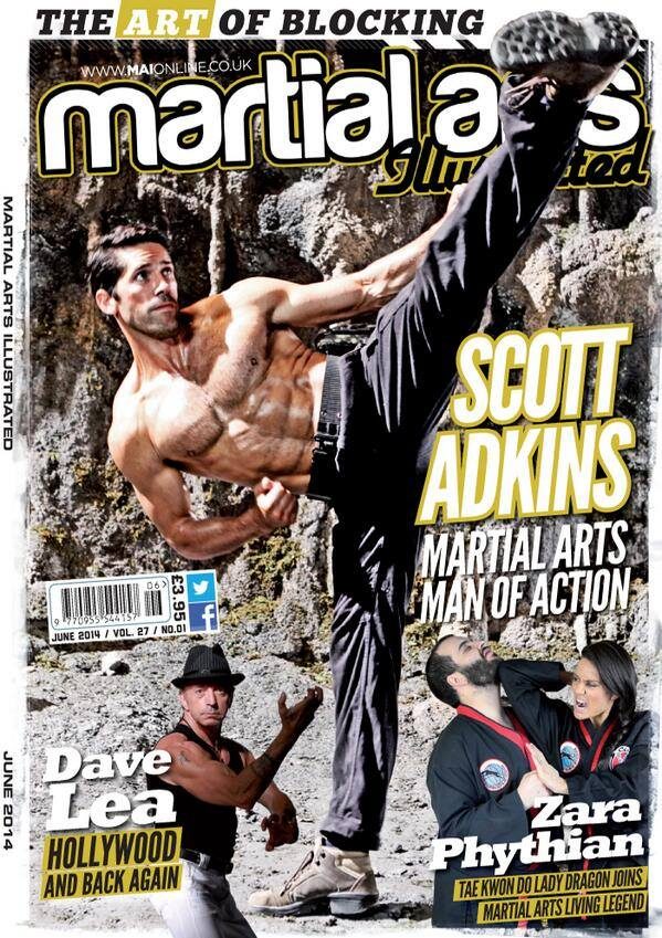 06/14 Martial Arts Illustrated (UK)
