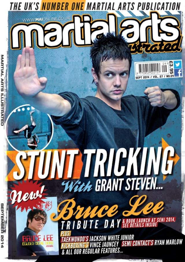 09/14 Martial Arts Illustrated (UK)