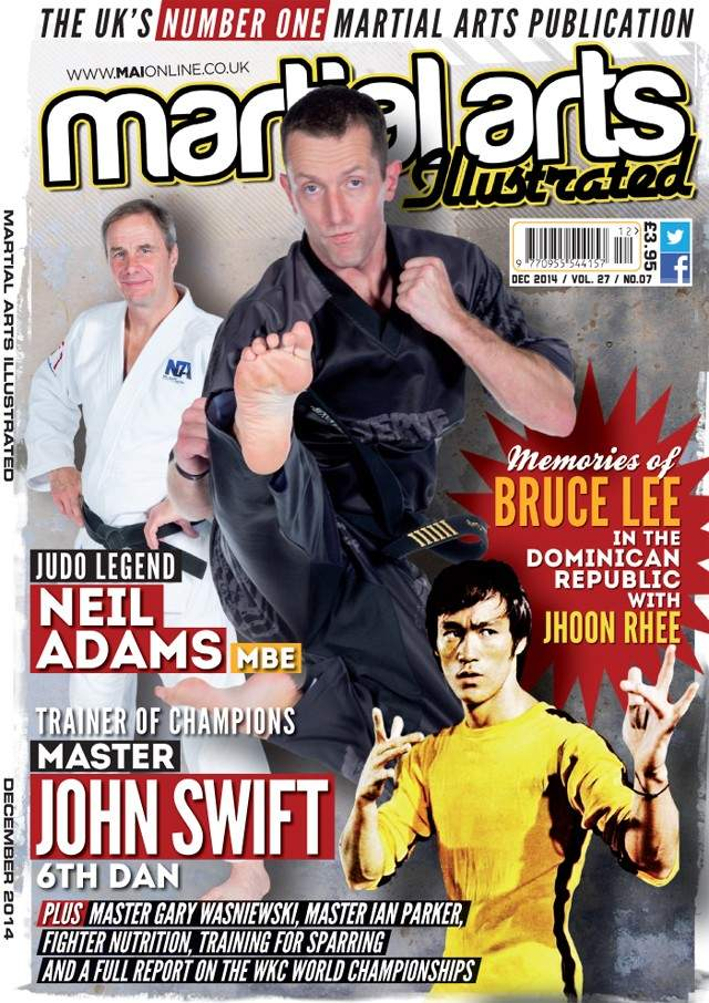 12/14 Martial Arts Illustrated (UK)