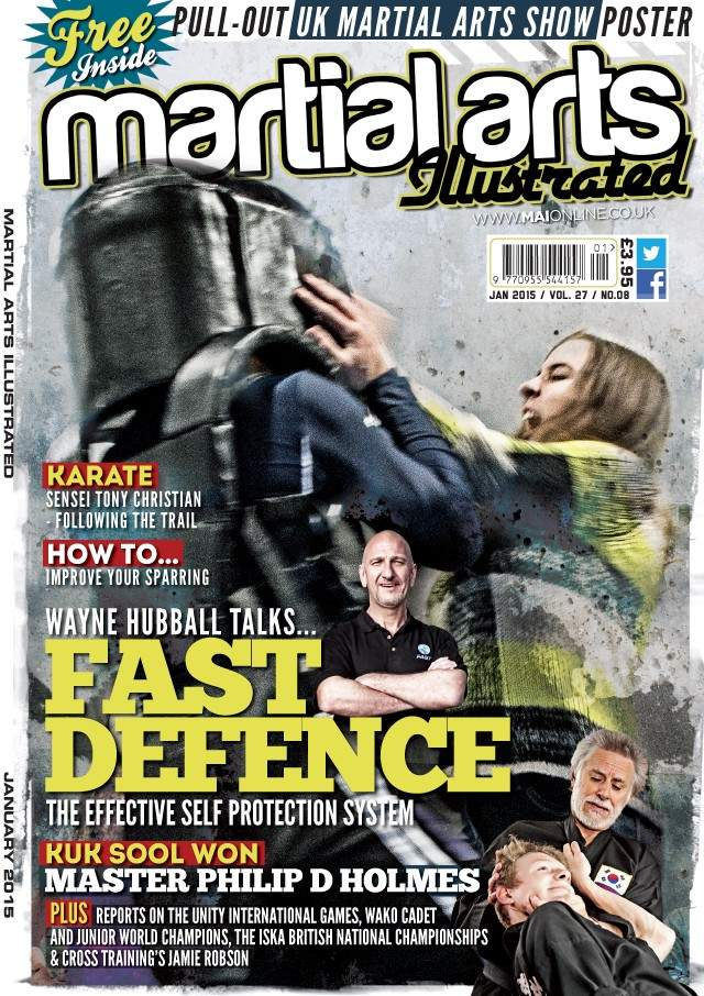01/15 Martial Arts Illustrated (UK)