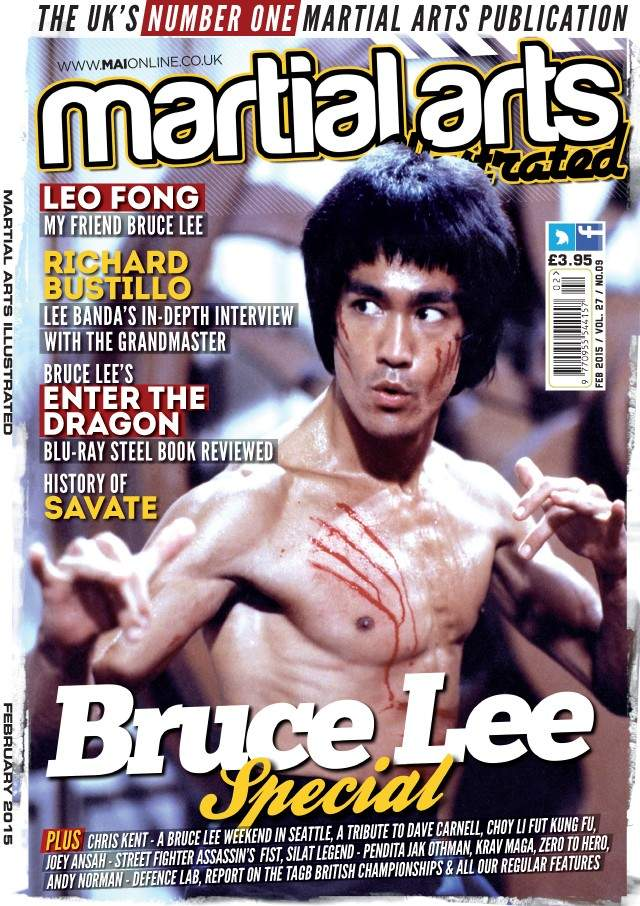 02/15 Martial Arts Illustrated (UK)